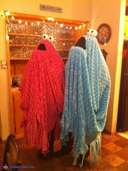 The Yip Yips - Halloween Costume Contest via @costumeworks