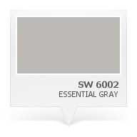 Sw 6002 Essential Gray Fundamentally Neutral Sistema Color Pinterest Gray