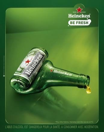 Heineken Be Fresh - Dental