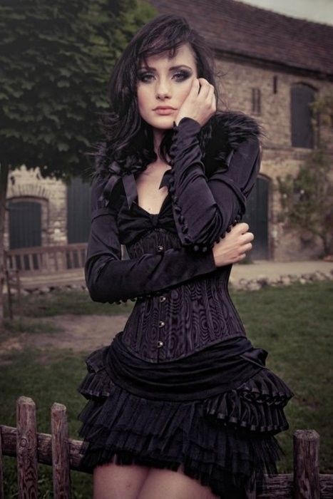 Steampunk/Gothic Ladies | Beauty | Fashion | Costume | Creativity |