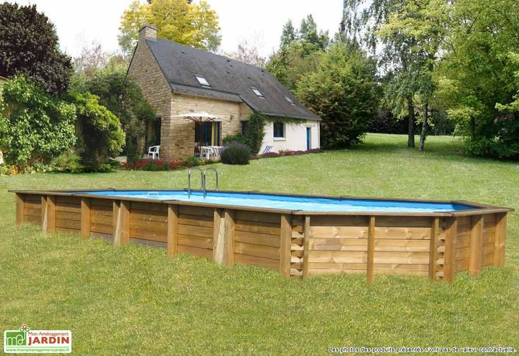 les 25 meilleures id es concernant piscine hors sol rectangulaire sur pinterest les petites. Black Bedroom Furniture Sets. Home Design Ideas