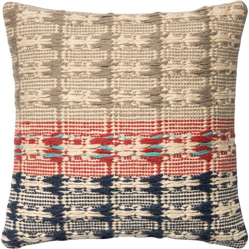 Loloi Rugs Dhurri Throw Pillow Cover