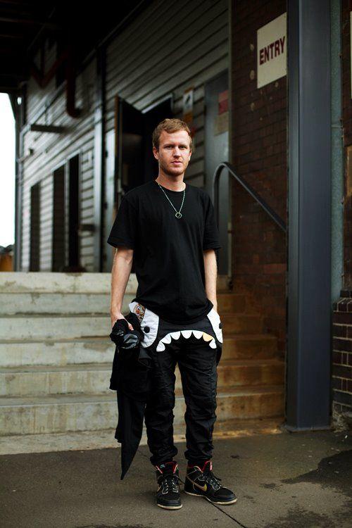 On the Street……Shark Pants, Sydney « The Sartorialist