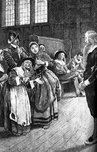 innocent women and children accused of witchcraft in salem massachusetts In a six-month period starting in january 1692 authorities in salem, massachusetts, accused over 100 men and women of witchcraft nineteen were convicted and hung at gallows hill, and one, giles corey, was pressed to death under a pile of stones.