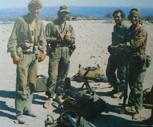 British Sas In Oman Iraqi War And Invasion Of Kuwait