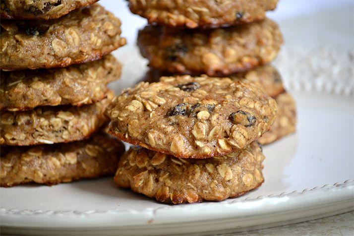 Jamie Eason's Protein Oatmeal Raisin Cookies - Bodybuilding.com