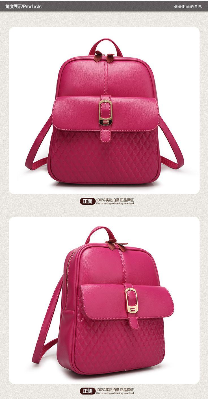 Estilo coreano de la muchacha de la escuela mochila mochila de viaje mochilas escolares mochilas de cuero al por mayor