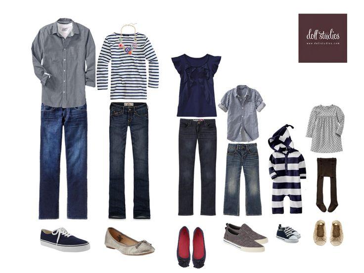 family photos -- outfit idea