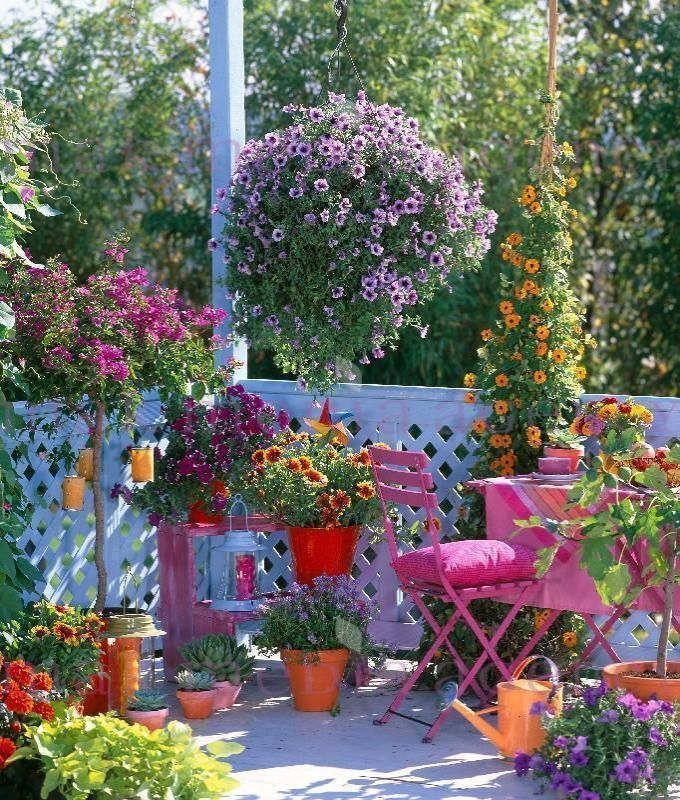 333 Best Images About Hanging Flower Baskets On Pinterest Window Boxes Garden Ideas And