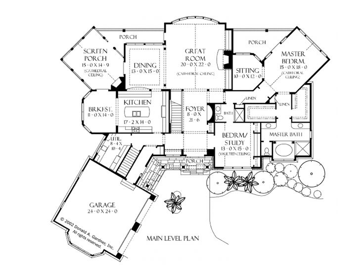 211 best house plans images on pinterest house floor plans Medium House Plans Designs eplans craftsman house plan charming craftsman 4547 square feet and 4 bedrooms from eplans house plan code medium house plans designs