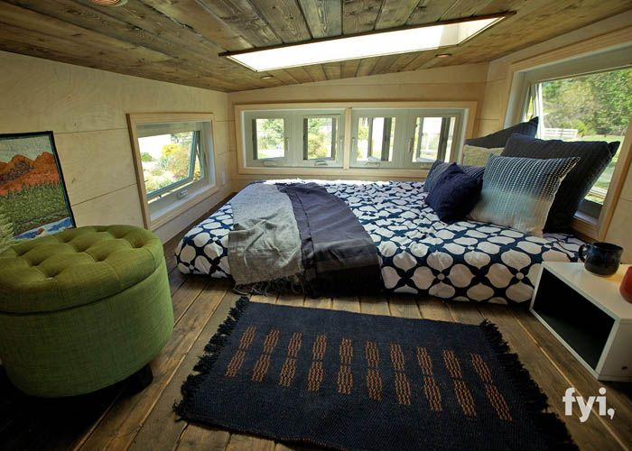 Love this!  Bright & Beautiful Tiny Home With A Southwestern Flair - Tiny House for UsTiny House for Us