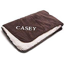 Custom Embroidered Blankets
