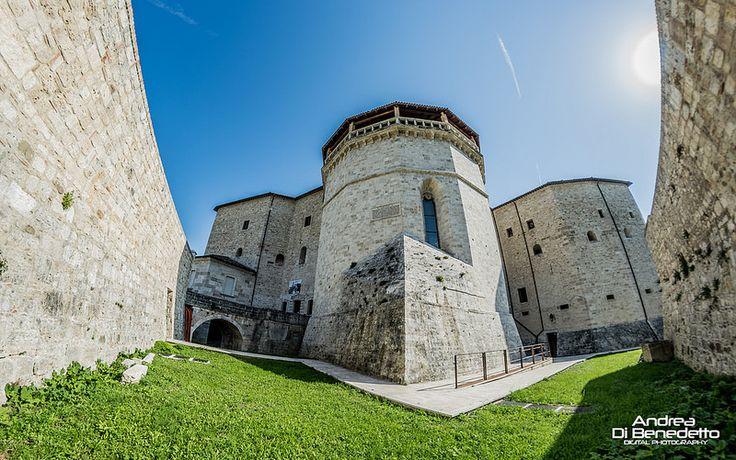 Il mastio del Forte Malatesta - Ascoli Piceno