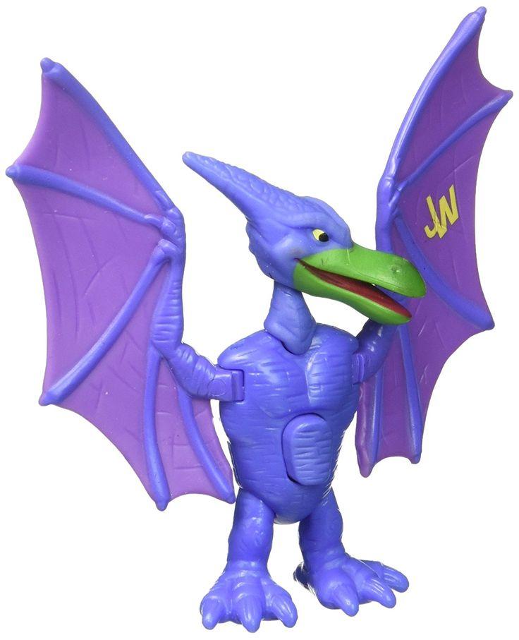 Amazon.com: Playskool Heroes Jurassic World Chomp 'n Stomp Pterodactyl Figure: Toys & Games