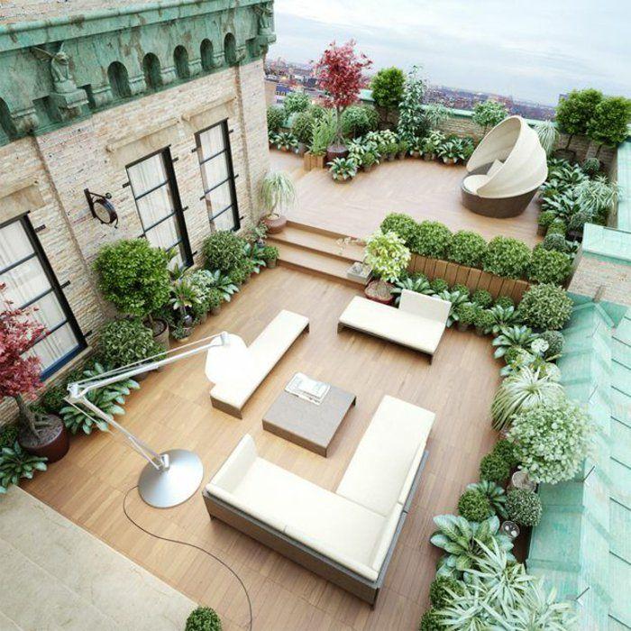 comment bien aménager la terrasse et quels meubles d'extérieur mettre