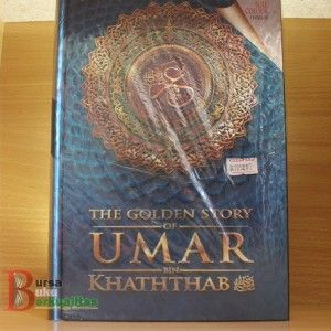 Jual Buku The Golden Story of Umar Bin Khattab
