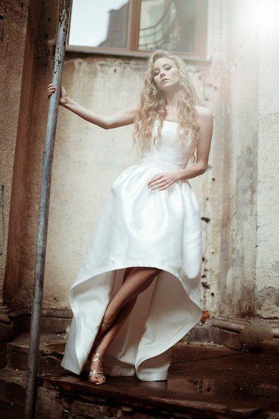 Sylwia Kopczyńska, wedding dress