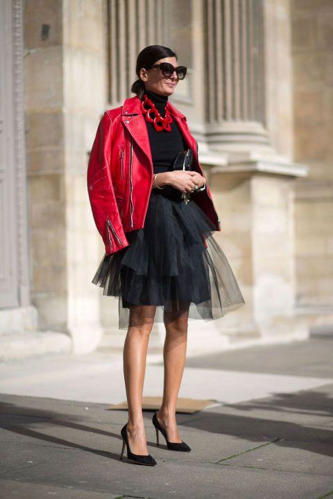 Koele, Heldere en Donkere kleuren. Dramatische, Extravagante stijl.