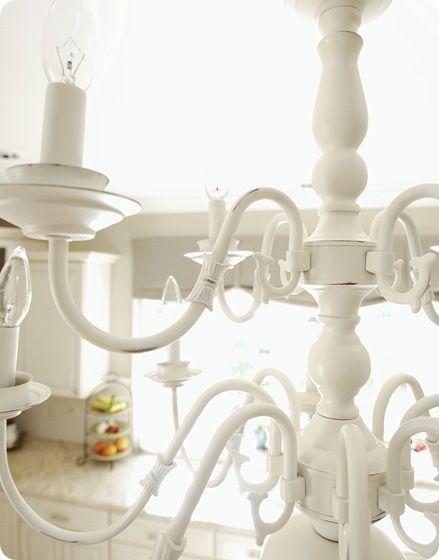 Brass chandelier re-wire and refurbish. Full tute...very helpful. ~bzb