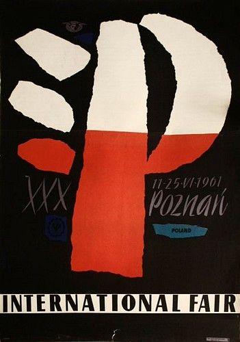 Zbigniew Kaja International Fair Poznan 1961