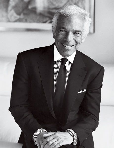 """""""I came at everything with a sense of how I would want to live,"""" says Ralph Lauren, the first fashion designer to offer a comprehensive home-furnishings line, which he crafts around themed lifestyle collections."""