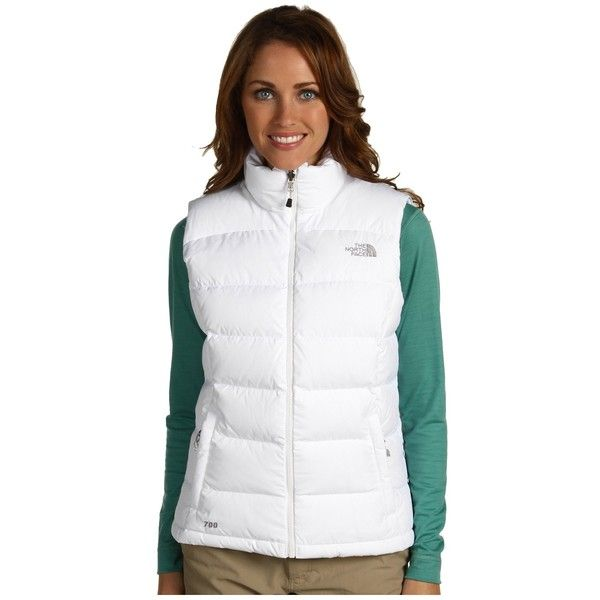 The North Face Womens Nuptse 2 Vest Tnf Black, The North Face, Black, Women