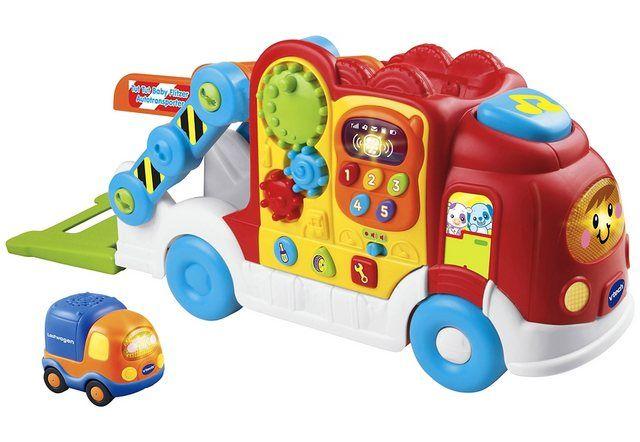Vtech Spielzeug Lkw Tut Tut Baby Flitzer Kaufen Tut Tut Baby Flitzer
