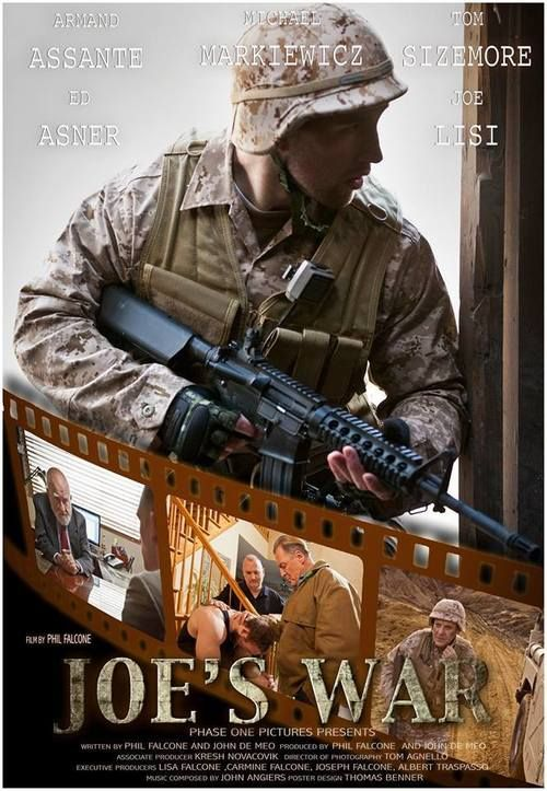 Joe's War (2017) Full Movie Streaming HD