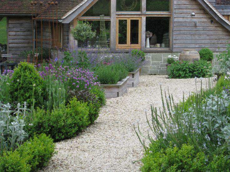 The gravel garden 2013