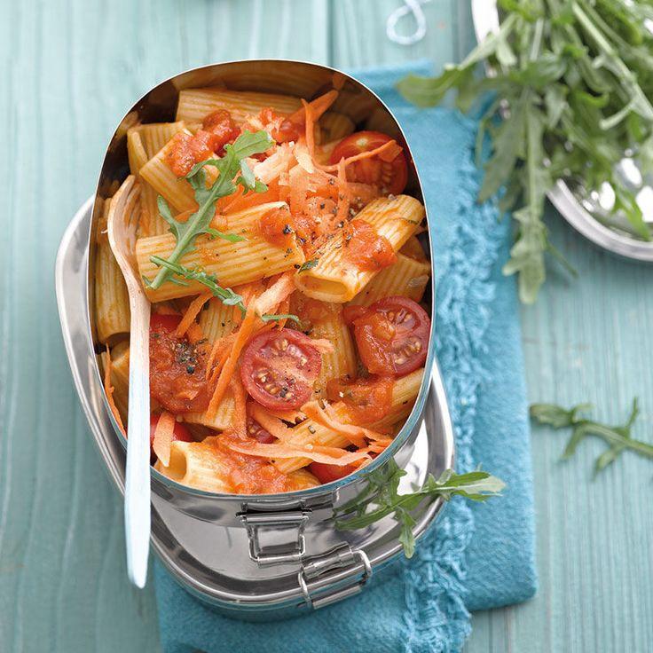 Rigatoni-Salat mit Tomatendressing Rezepte | Weight Watchers