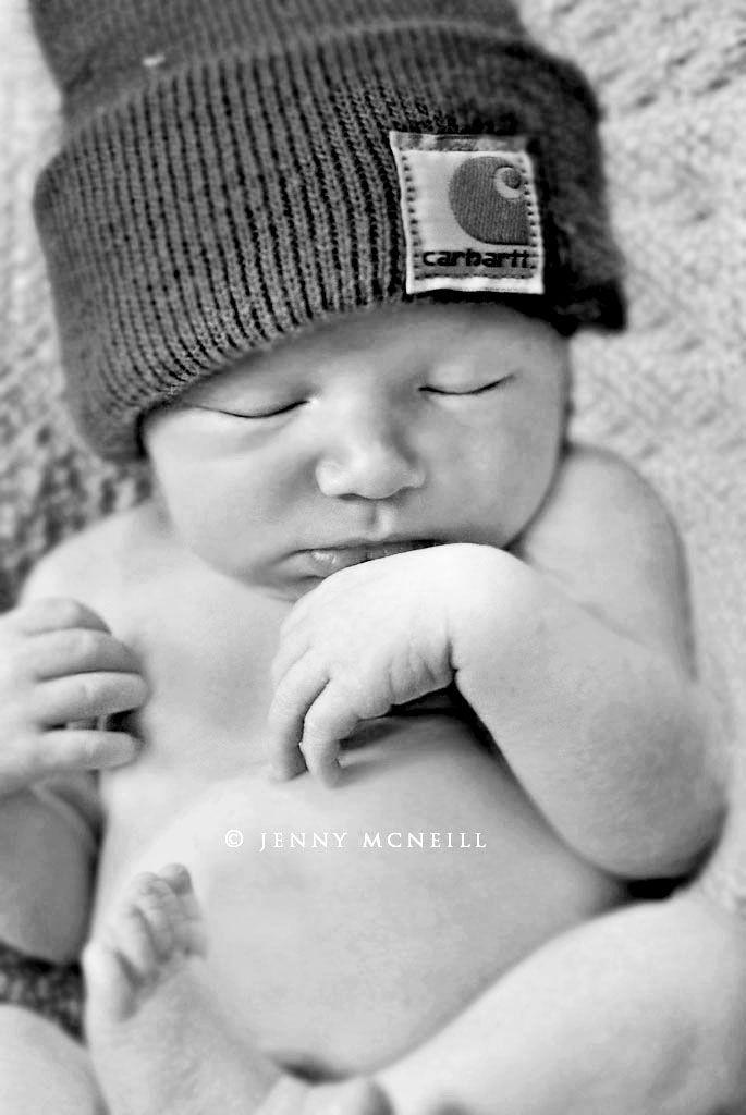 © Jenny McNeill Newborns