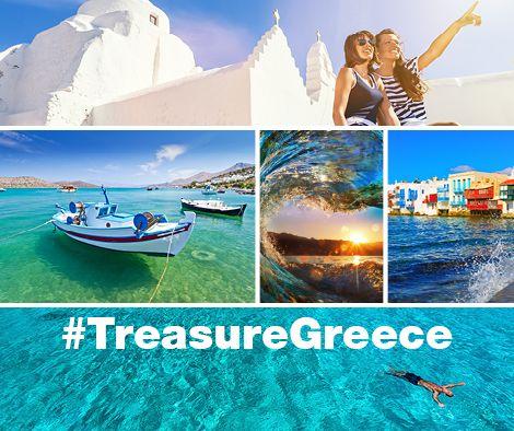 FOLLOW tresorhotels on #Instagram, SHARE your #TreasureGreece #photos & #WIN the ultimate beauty kit by #Apivita! https://instagram.com/tresorhotels/
