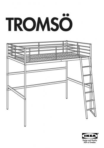 Ikea Tromso Loft Bed Instructions By Tigratrus My Room