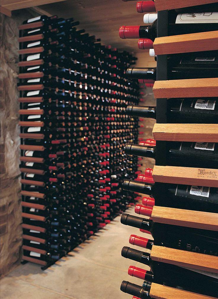 Custom wine rack project 10
