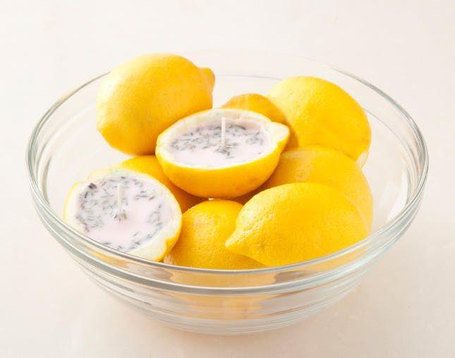 When Life Gives You Lemons… Make Lavender Lemon Candles!