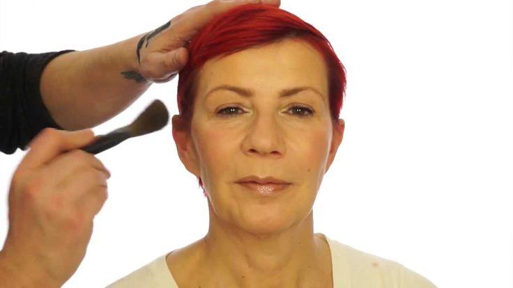 Quick Makeup Tutorial With Mandy :) - More Natural Easy Makeup