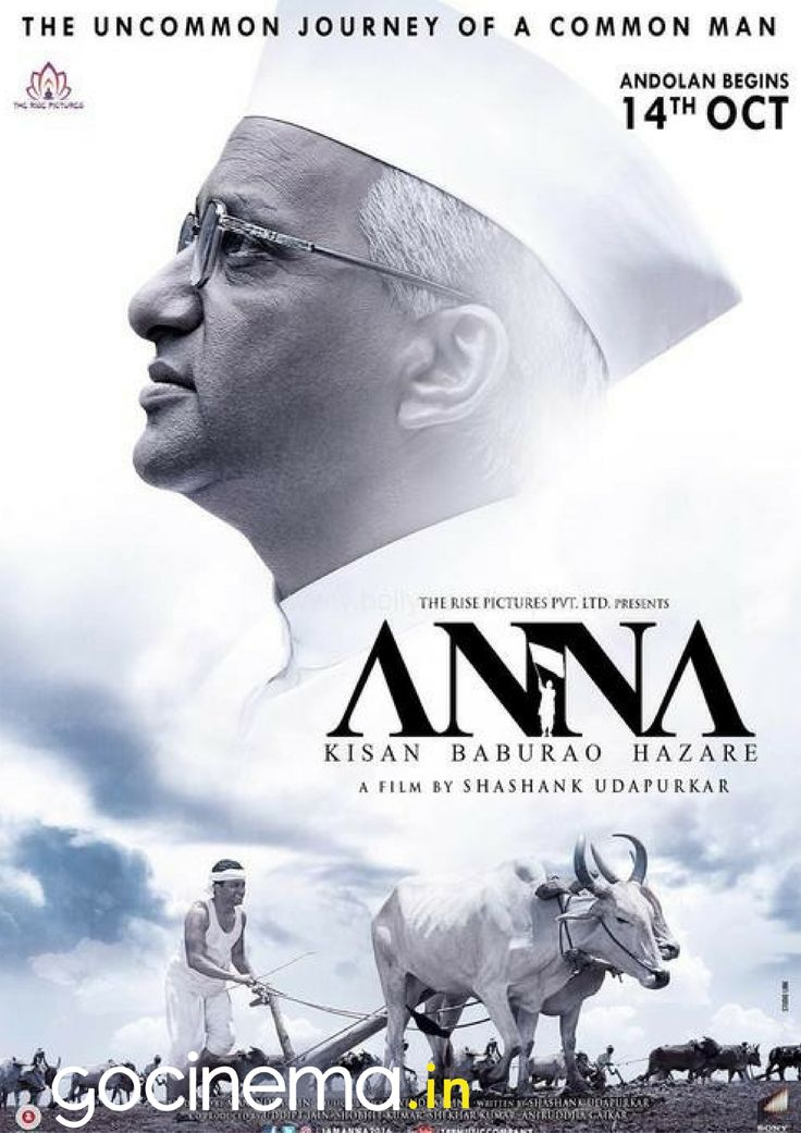 The uncommon journey of a common man - Anna Movie Review
