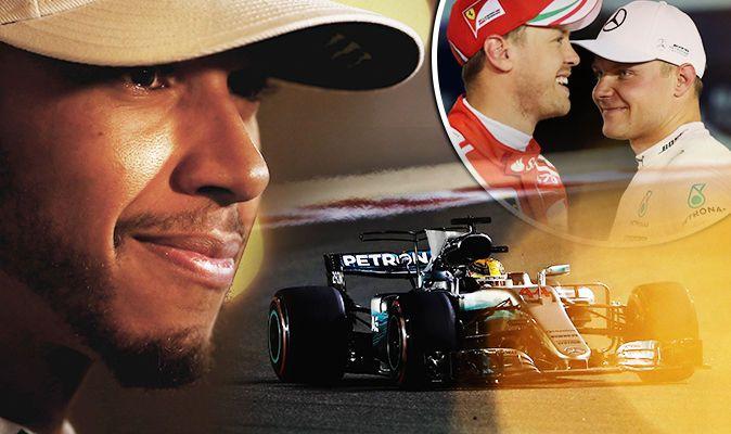 Bahrain Grand Prix 2017 LIVE: Lewis Hamilton starts second behind Valtteri Bottas - https://newsexplored.co.uk/bahrain-grand-prix-2017-live-lewis-hamilton-starts-second-behind-valtteri-bottas/