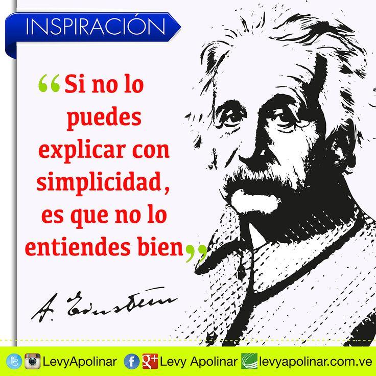 Feliz tarde. Los dejo con esta interesante frase de Albert Einstein, el más famoso físico del siglo XX #levyapolinar #graphicdesign #disenador #diagramacion #disenografico #motivacion #montevideo #me #inspiracion #logo #revista #catalogo #afiche #papeleria