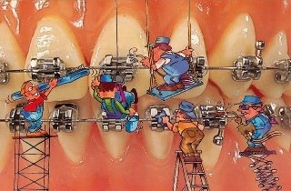 Dental work done right!  #dentist #dental #dental humor