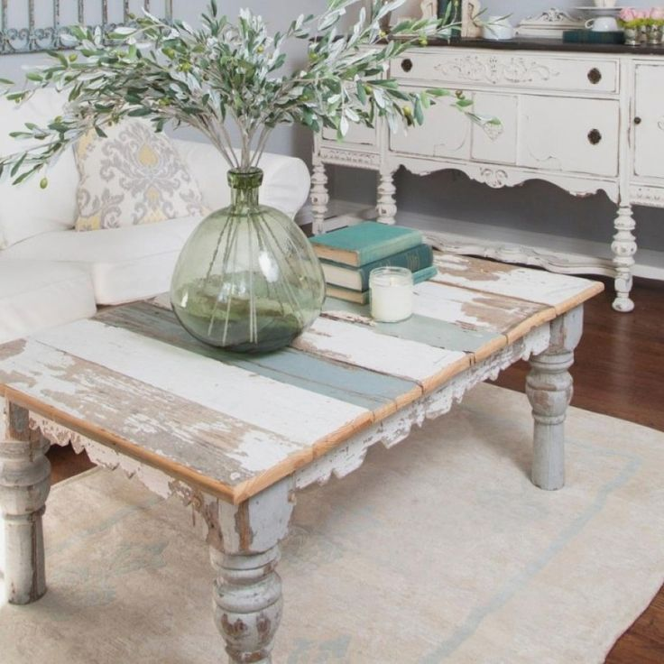 Creative Shabby Chic Style Furniture Decor Designs To Consider For Your Cottage … – Rachael Disalvo