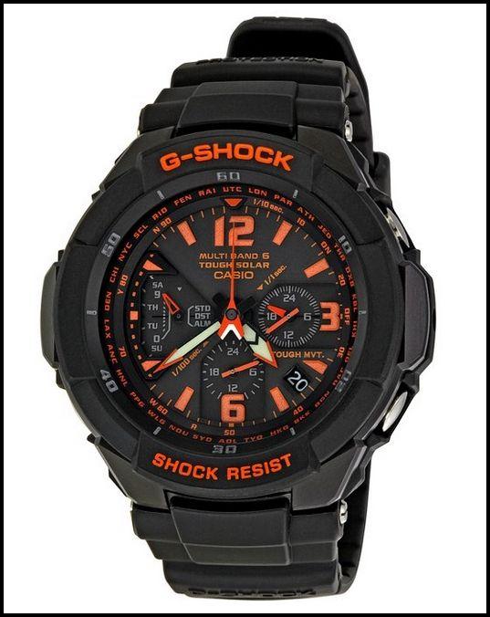 CASIO G-SHOCK SOLAR – GW3000B-1ACR