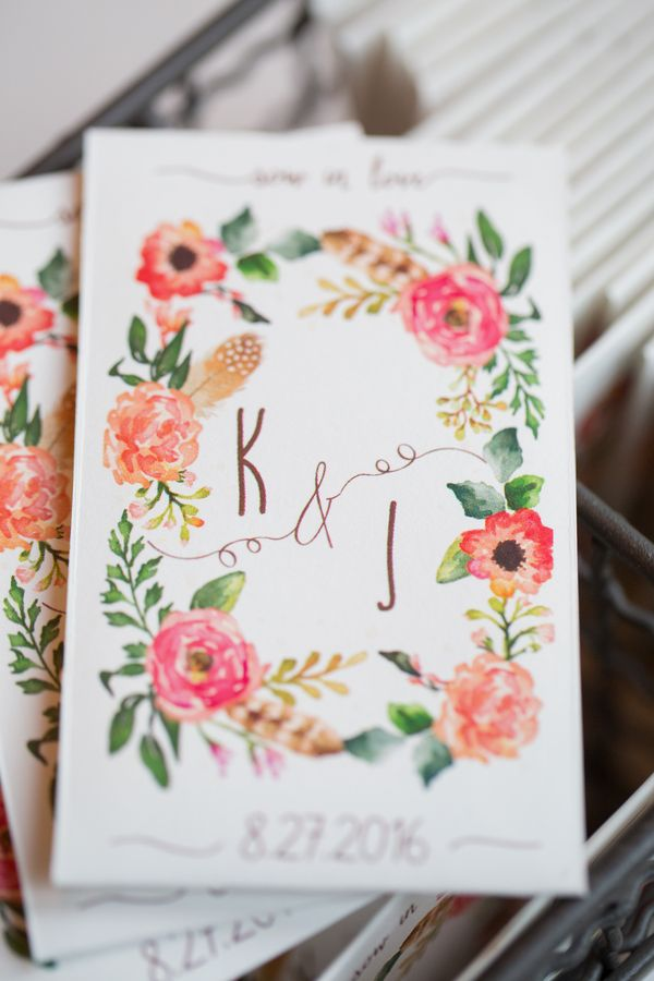 Garden Wedding Invitation Ideas add a sparkling touch to your garden themed wedding with a foil pressed wedding invitation Summer Garden Wedding In Knoxville Tennessee