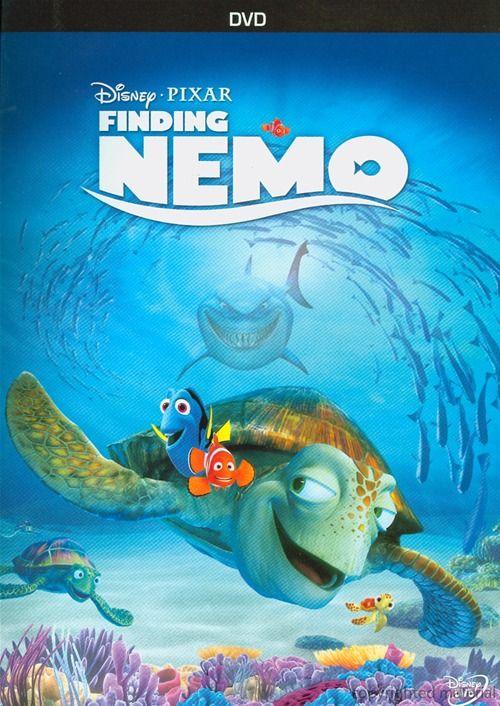 Finding Nemo (DVD 2003) | DVD Empire