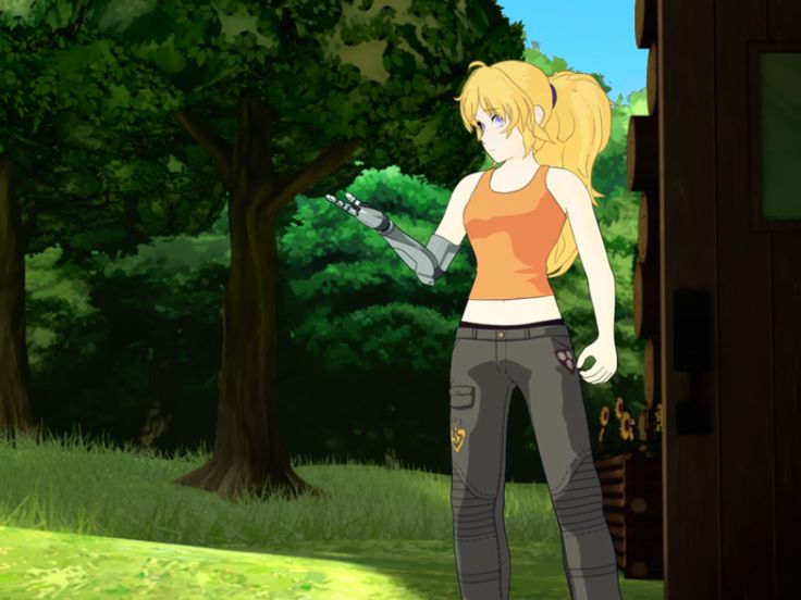 RWBY volume 4 episode 4 // OMG LOOK AT MY BABY GETTING BACK ON HER FEET OMG THANK YOU. I MISSED ME HAPPY SUN DRAGON PLS CONTINUE TO BE HAPPY AND BADA*S