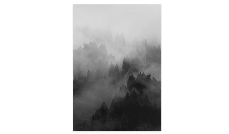 MONOQI   Landscape No. 32 Print