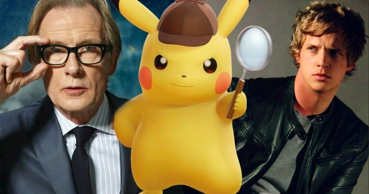 Detective Pikachu Brings in Bill Nighy and Chris Geere -- Legendary's Detective Pikachu adds two more to its cast with Bill Nighty and Chris Geere signing on for unspecified roles. -- http://movieweb.com/detective-pikachu-movie-pokemon-cast-bill-nighy-chris-geere/