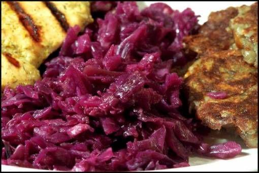 Rode Kool (Red Cabbage) Dutch recipe