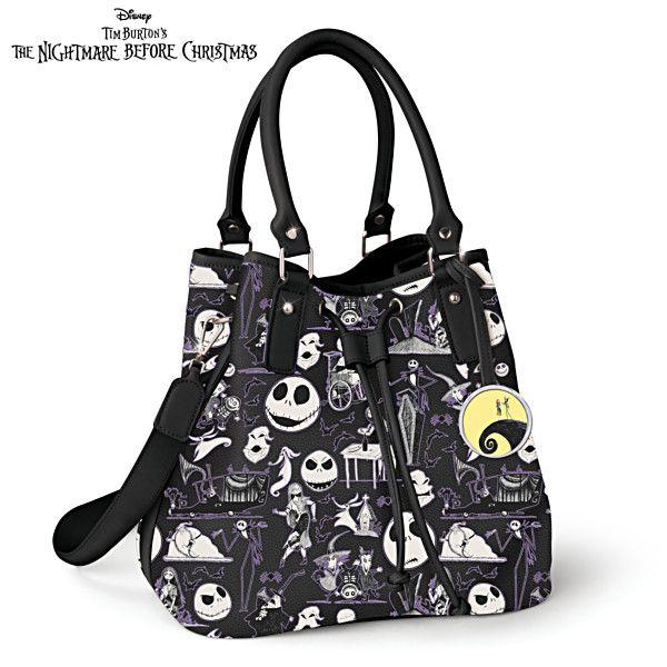 Nightmare Before Christmas Purses Handbags.The Nightmare Before Christmas Bucket Handbag Disney