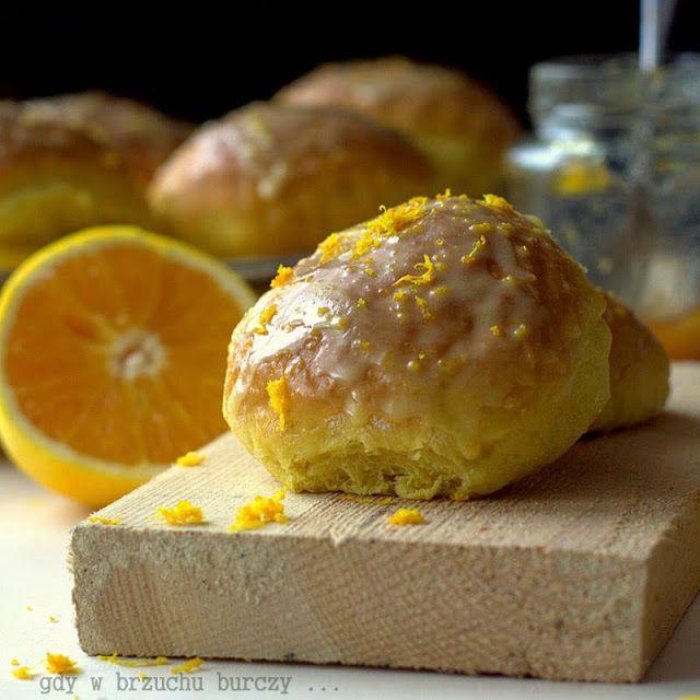 Pączki dyniowe z piekarnika